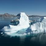 Fjord Sermilik - Groenland