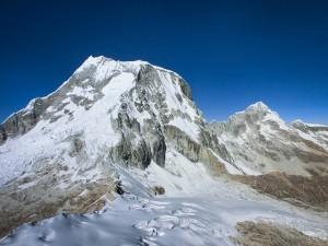 Ranrapalca (6162m) - Pérou