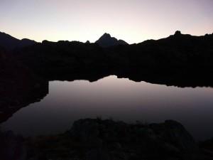 Soir de bivouac au lac du Longet (04)