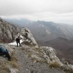 Trek en Croatie