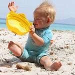 Découverte de la plage