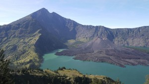 Rinjani - Indonésie