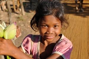 Enfant - Cambodge by Schmid