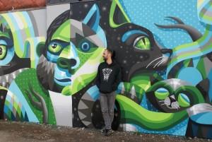 Street Art by GeertPoel