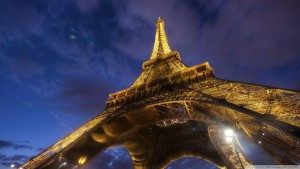 tour Eiffel by Bobmyers